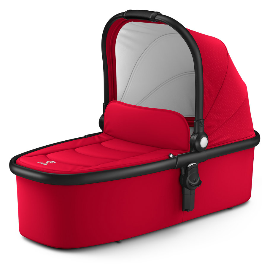 Kiddy Korba pro Evostar 1 Chili Red