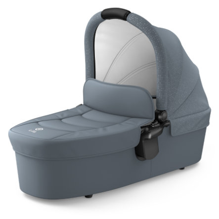 Kiddy Kinderwagenaufsatz für Evostar Light 1 Polar Grey