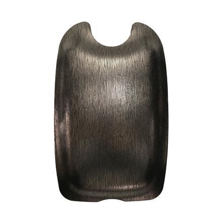 Kiddy Plaque dorsale pour poussette Evostar Light 1 brushed rose metallic