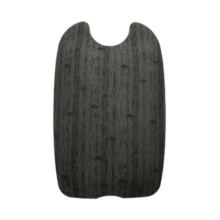 Kiddy Plaque dorsale pour poussette Evostar Light 1 birdseye black