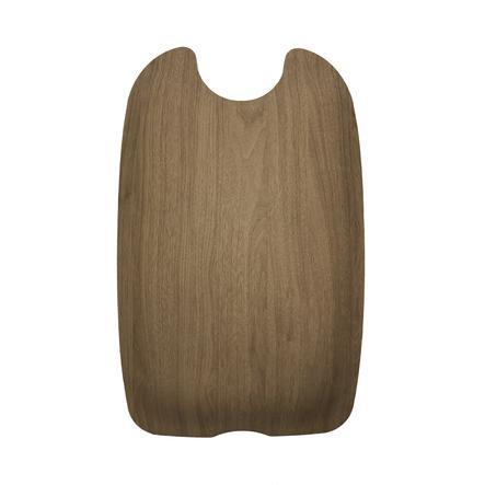 Kiddy Ryggplatta till Evostar Light 1 Walnut Brown