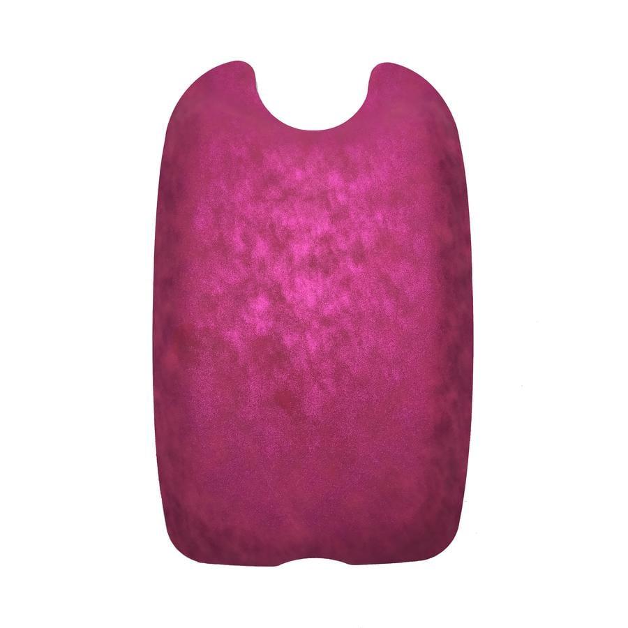 Kiddy back panel til Evostar Light 1 posh pink