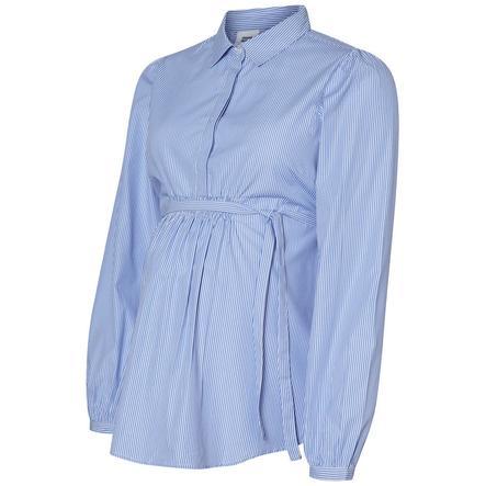 mama licious Overhemd MLABANDA Sneeuwwitje met lange mouwen