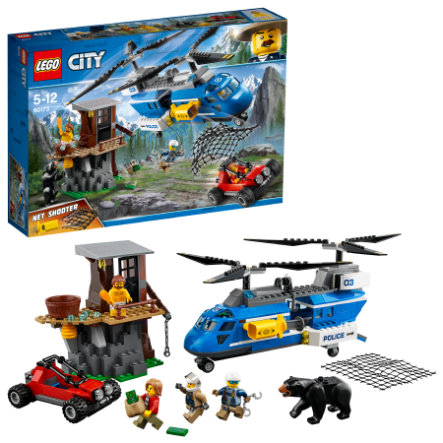 LEGO® City - Festnahme in den Bergen 60173