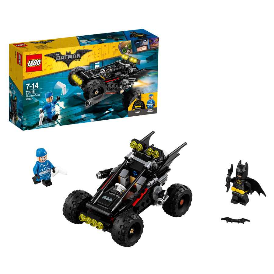 LEGO® Batman Movie™ - Le Bat-Buggy 70918