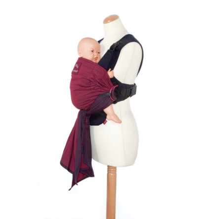 204fb234419 manduca Porte-bébé Duo rouge