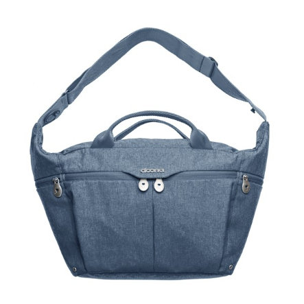 DOONA Wickeltasche All-Day blau (marine)