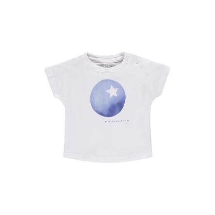 bellybutton T-Shirt jaskrawo-biały