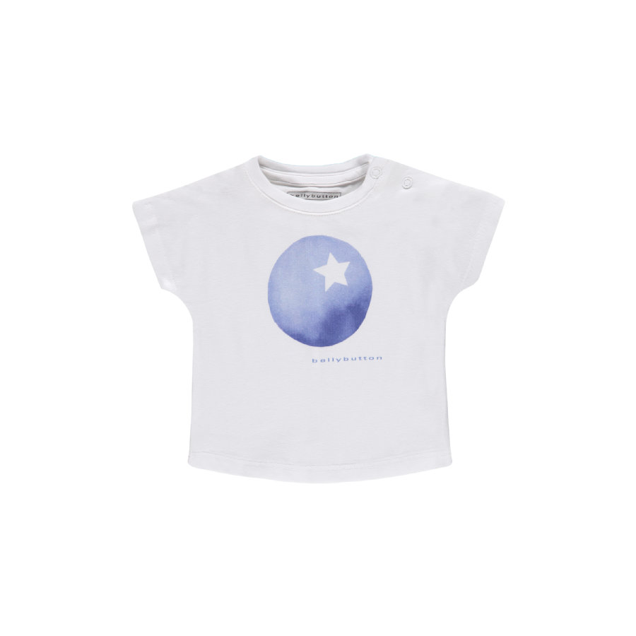 bellybutton T-Shirt bright white