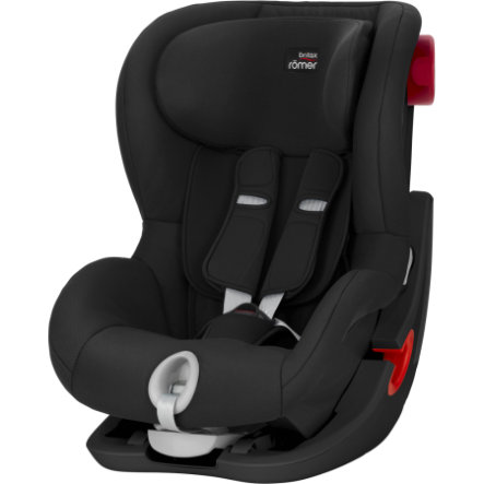 Britax Römer Kindersitz King II Black Series Cosmos Black