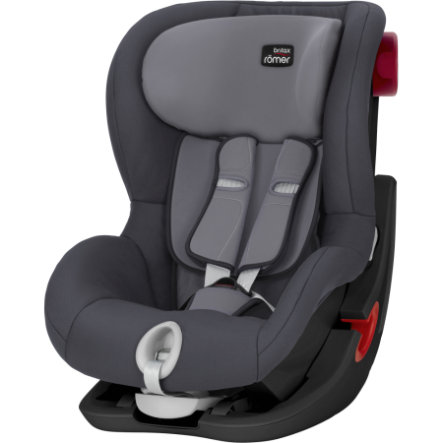 Britax Römer King II Black Edition 2018 Storm Grey