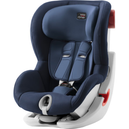 Britax Römer Siège auto King II groupe 1 Moonlight Blue, 2018