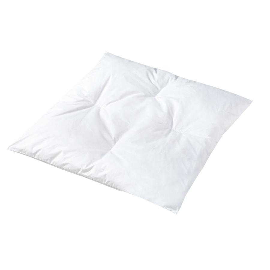 JULIUS ZÖLLNER vattert seng for barn fjær ned 80 x 80 cm