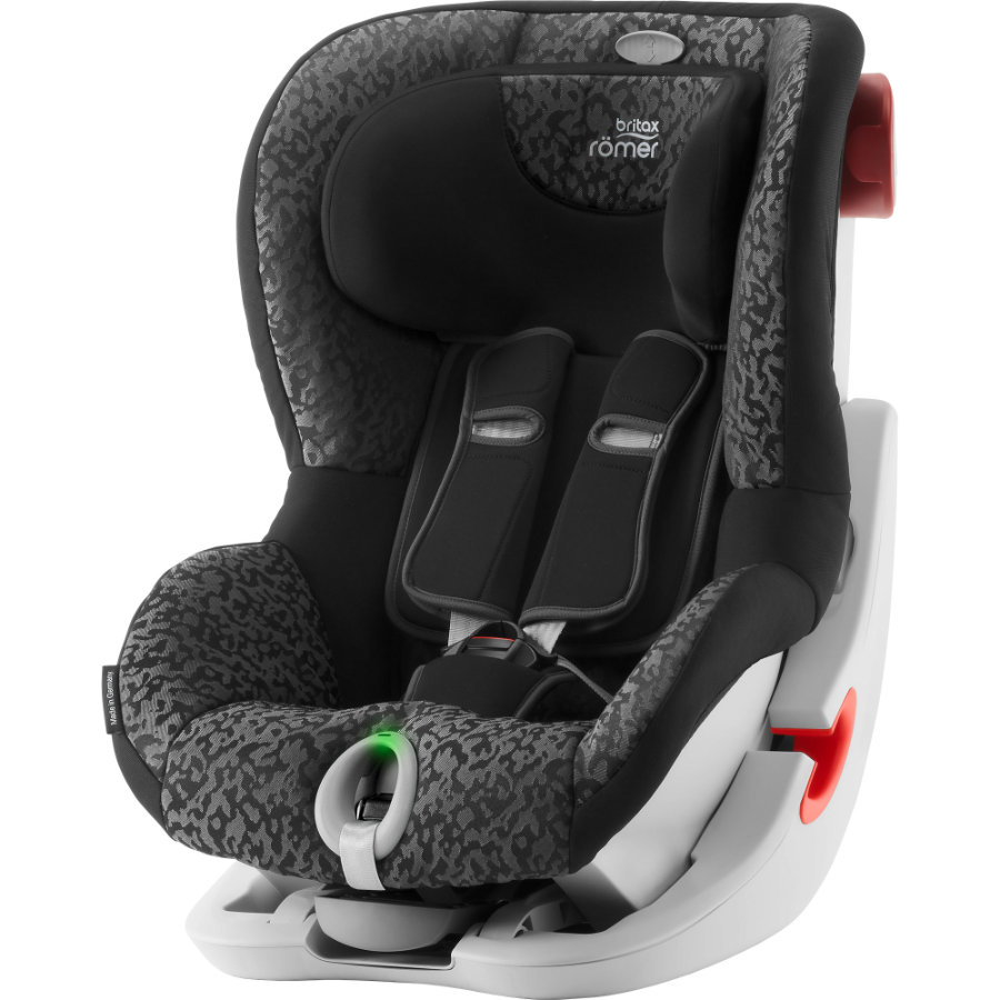 britax r mer kindersitz king ii ls mystic black. Black Bedroom Furniture Sets. Home Design Ideas