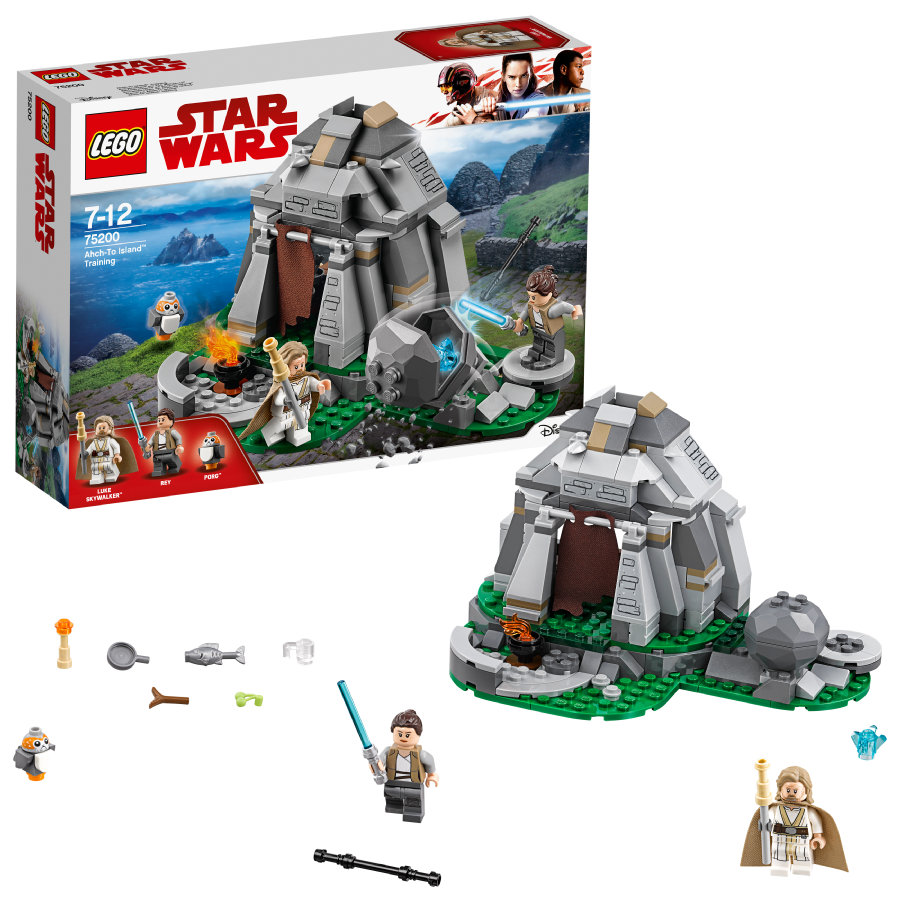 LEGO® Star Wars™ - Ahch-To Island™ Training 75200