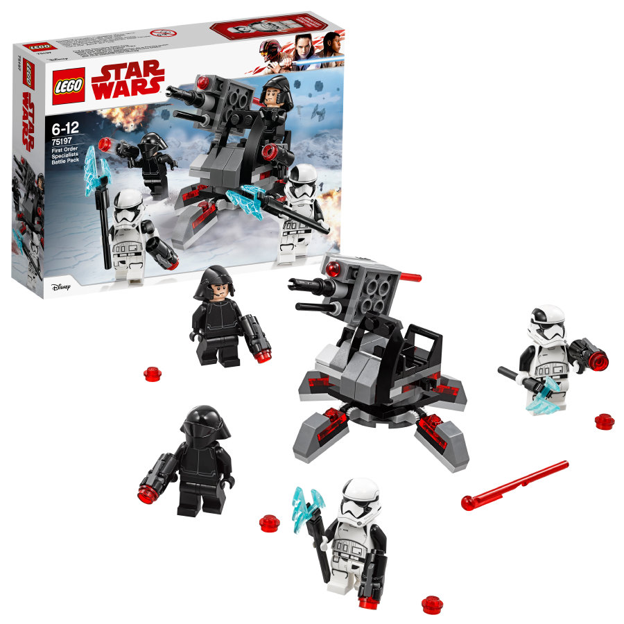 LEGO® Star Wars™ - Battle Pack experts du Premier Ordre 75197