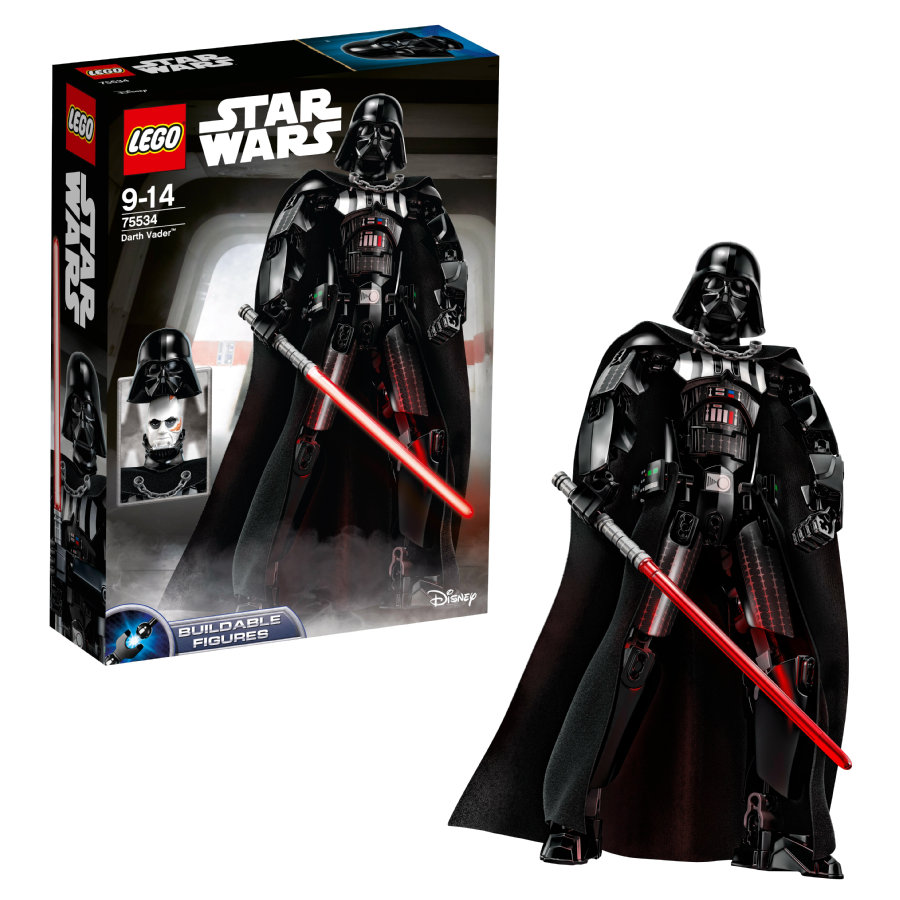 lego star wars darth vader 75534. Black Bedroom Furniture Sets. Home Design Ideas
