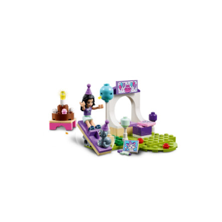 LEGO® JUNIORS - Il furgone dei gelati di Emma 10748