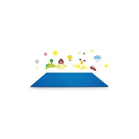 LEGO® Classic - La plaque de base bleue 10714