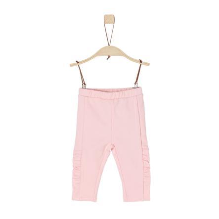 s.Oliver Girls Leggings rosy melange