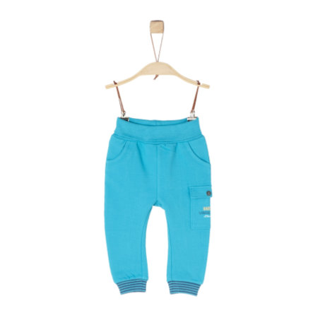 s.Oliver Boys Sweathose turquoise