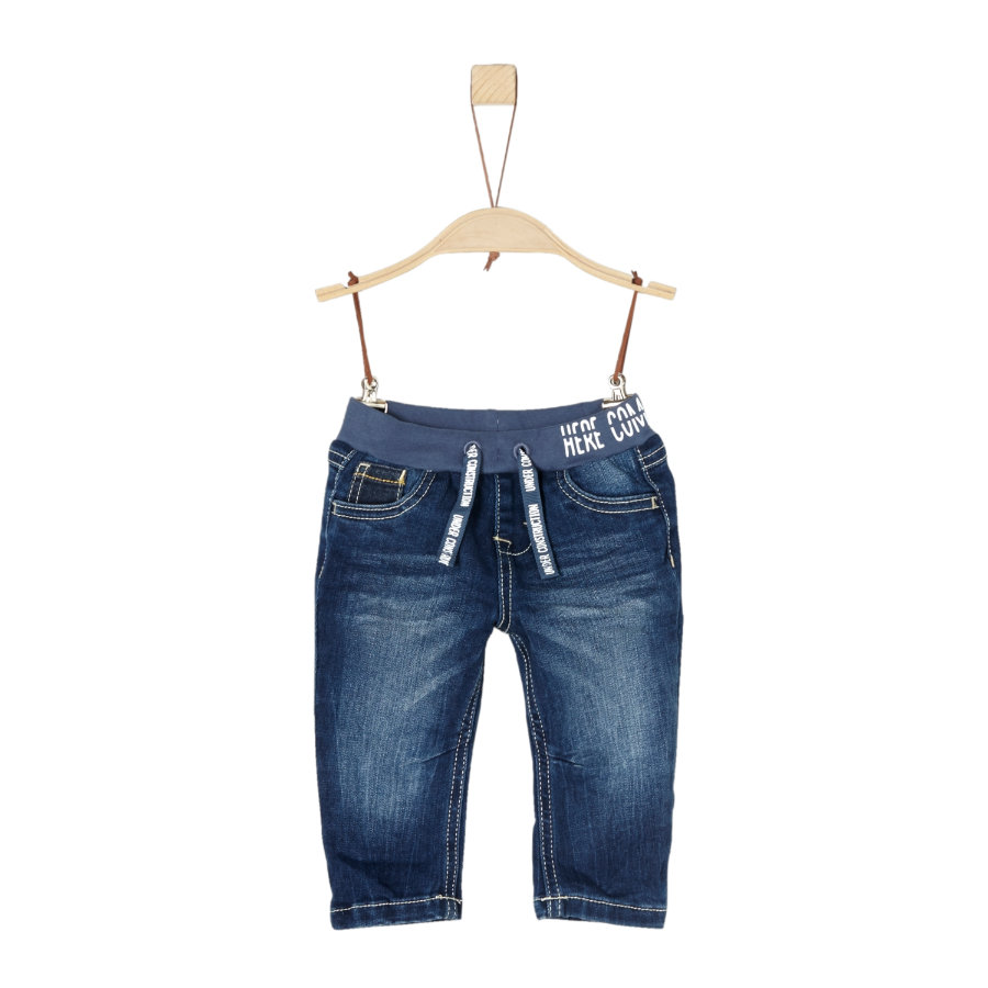 s.Oliver Jeans blue denim