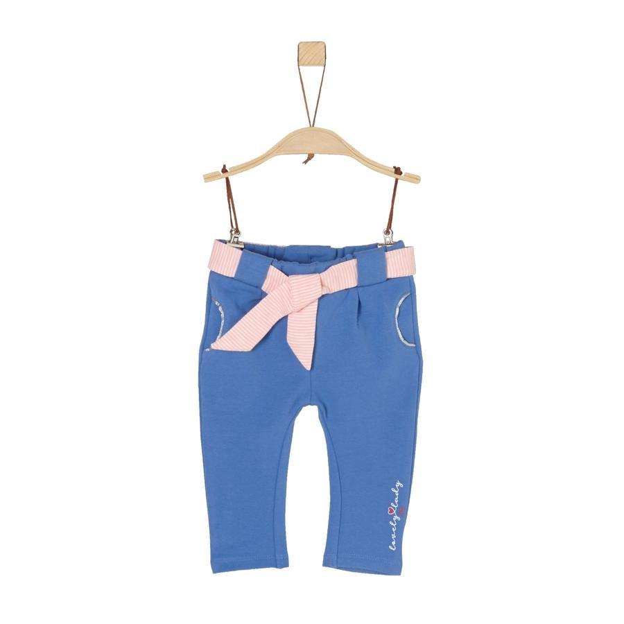 s.Oliver Girl s Pantalones de chándal azul