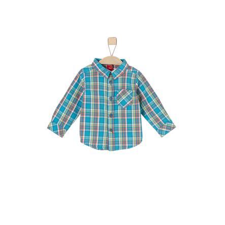 s.Oliver Boys Overhemd wassermann cheque