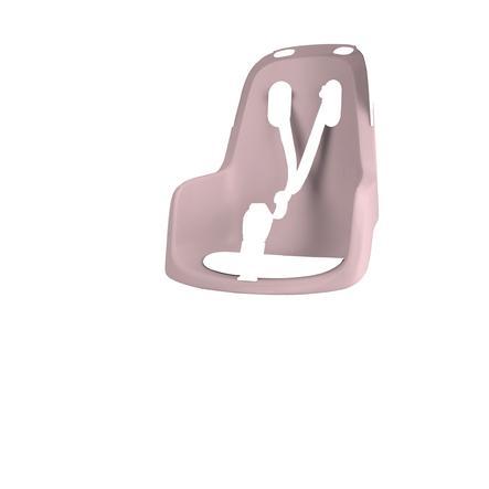 bobike Fietsstoel GO met 1P - beugel, Cotton Candy Pink