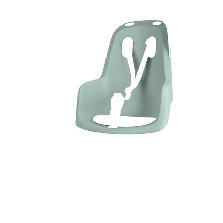 bobike Fahrrad Kindersitz GO mit 1P - Bügel Marsmallow Mint