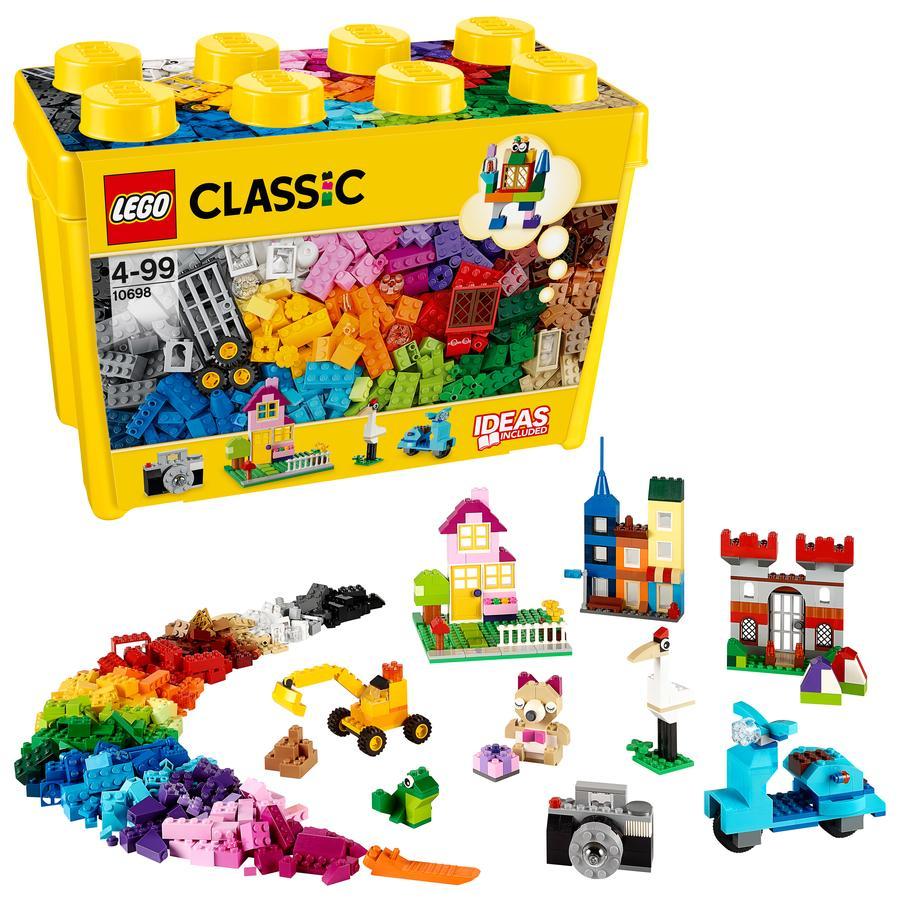 LEGO® Classic Duże pudełko z klockami 10698