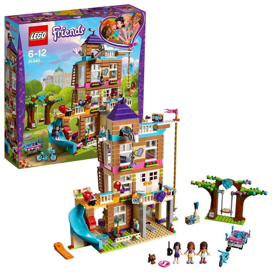 LEGO® Friends - 41340 Dům přátelství