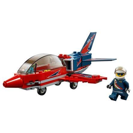 LEGO® City - Jet acrobatico 60177