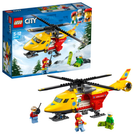 LEGO City Ambulancehelikopter - 60179