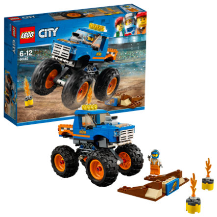LEGO® City - Monstertruck 60180