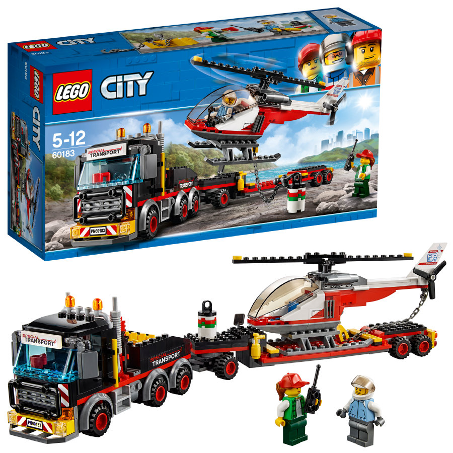 LEGO® City - Schwerlasttransporter 60183 -