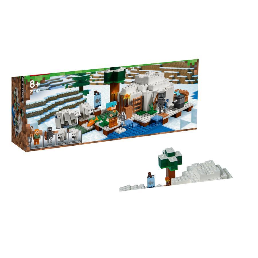 LEGO® Minecraft™ - De iglo 21142