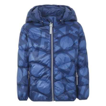 TICKET TO HEAVEN Jacke mit abnehmbarer Kapuze, Lightweight Padding Capella, blau