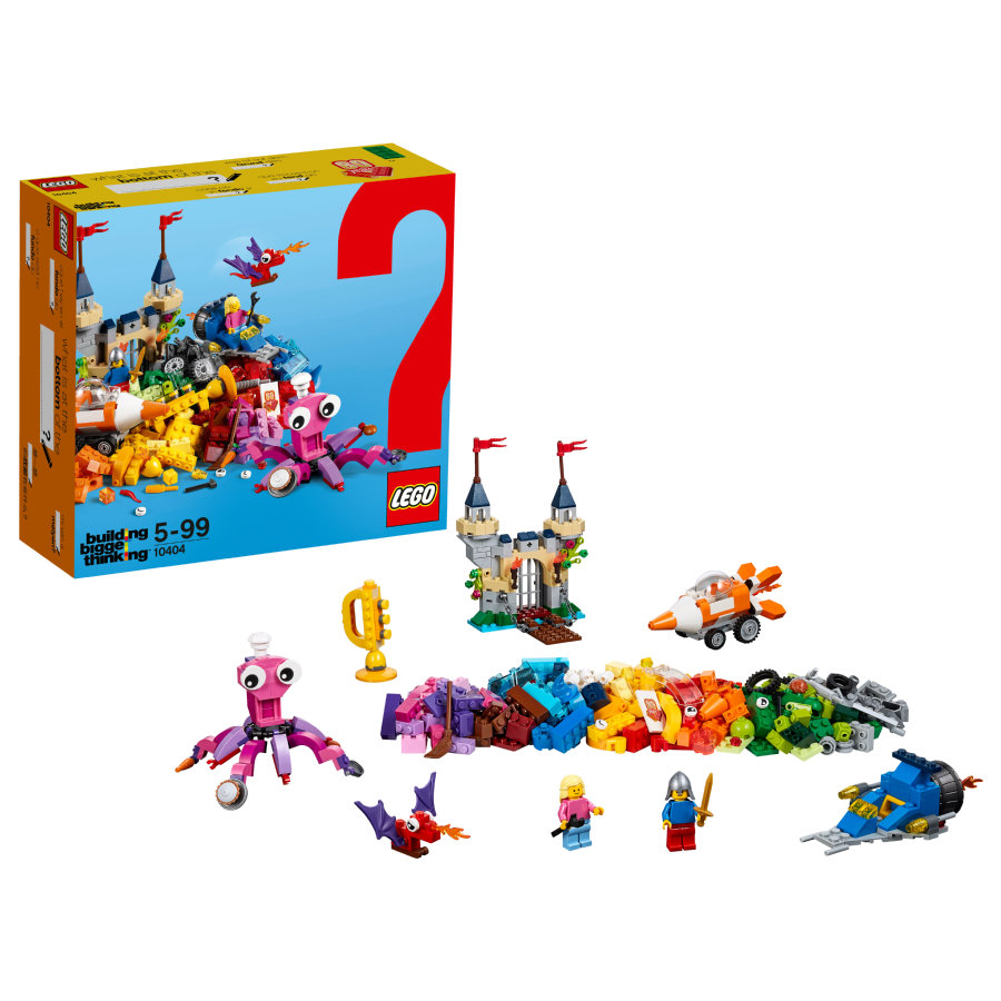 LEGO® Classic - In fondo all'oceano 10404