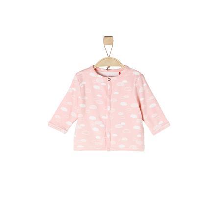 s.Oliver Girl s Veste de survêtement melange rosé