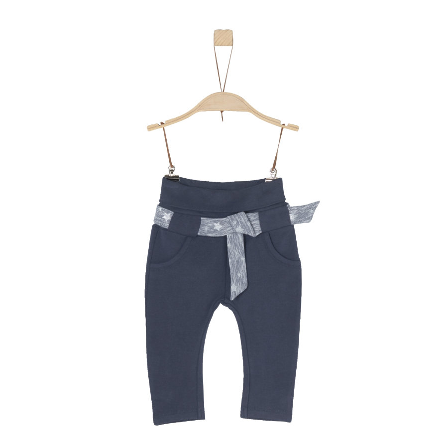s.Oliver Girl s pantalon bleu foncé