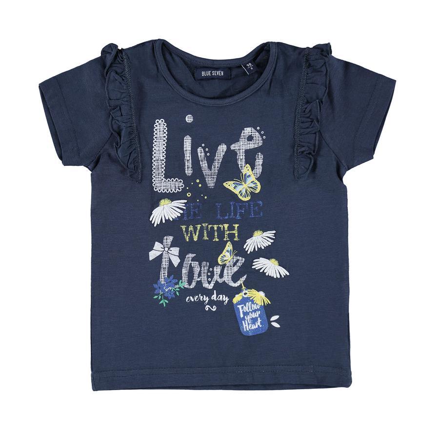 BLUE SEVEN Girl s T-Shirt blauw