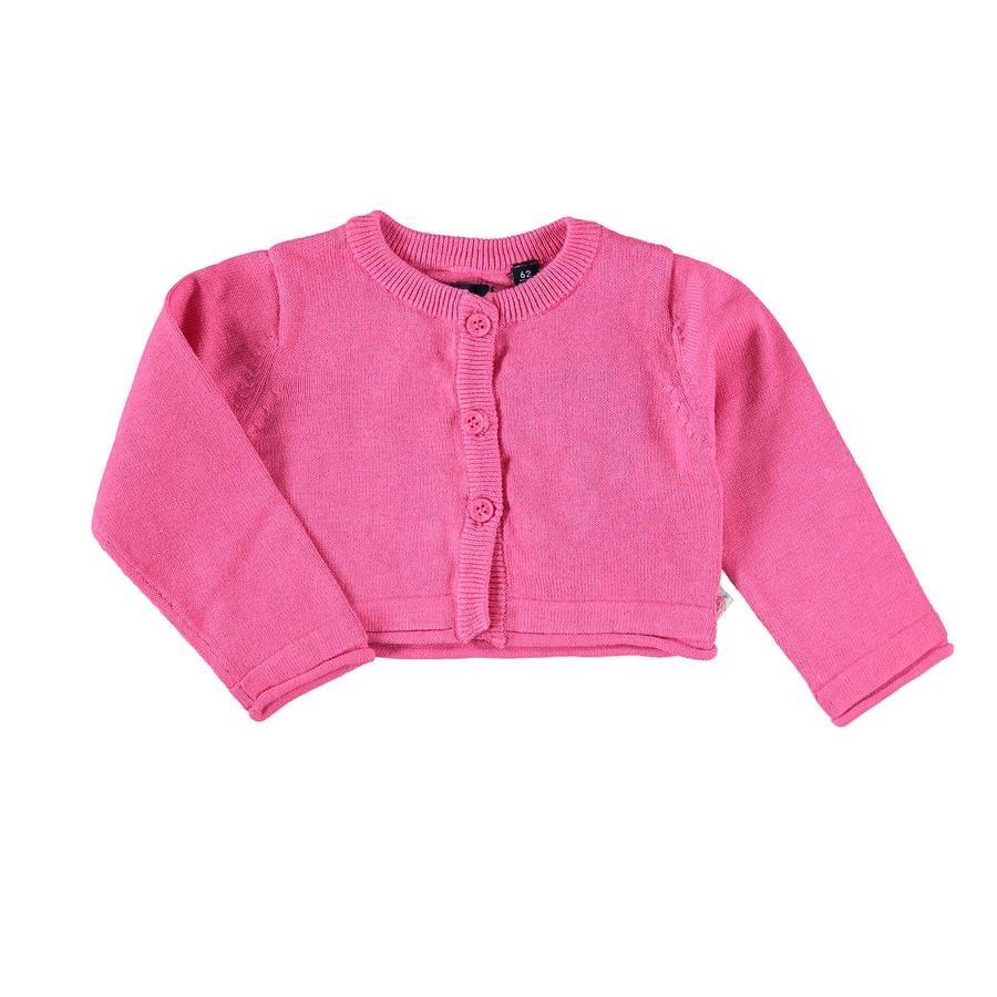 BLUE SEVEN Girls Strickbolero pink