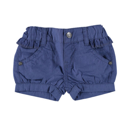 BLUE SEVEN Girls Bermuda blau