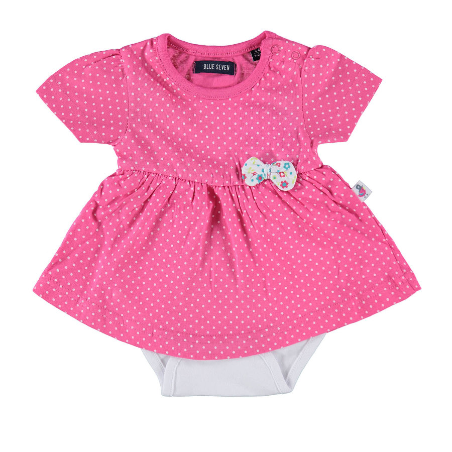 BLUE SEVEN Girls Body-Kleid pink