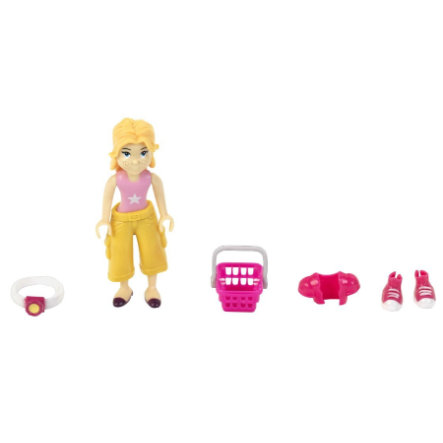 Theo klein Figurine Princesse Coralie en randonnée 5112