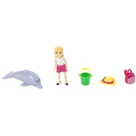 Theo klein Princess Coralie aan het strand 5110