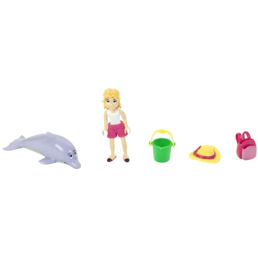 Theo klein Princess Coralie på stranden 5110