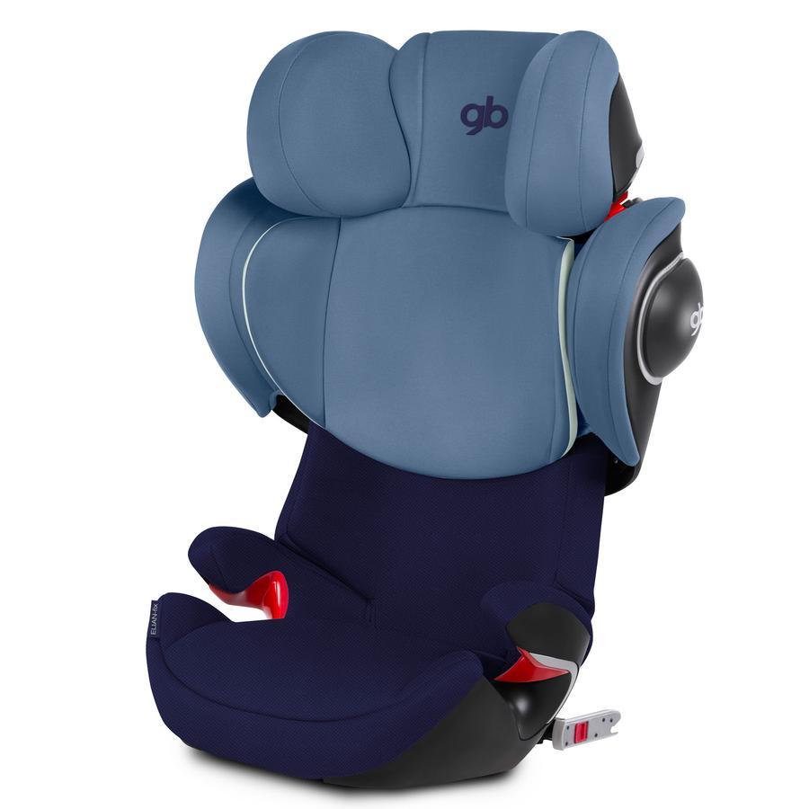 gb PLATINUM Kindersitz Elian-fix Sapphire Blue-navy blue
