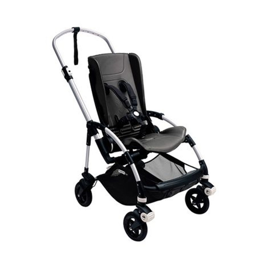 bugaboo Poussette 4 roues Bee5 châssis alu